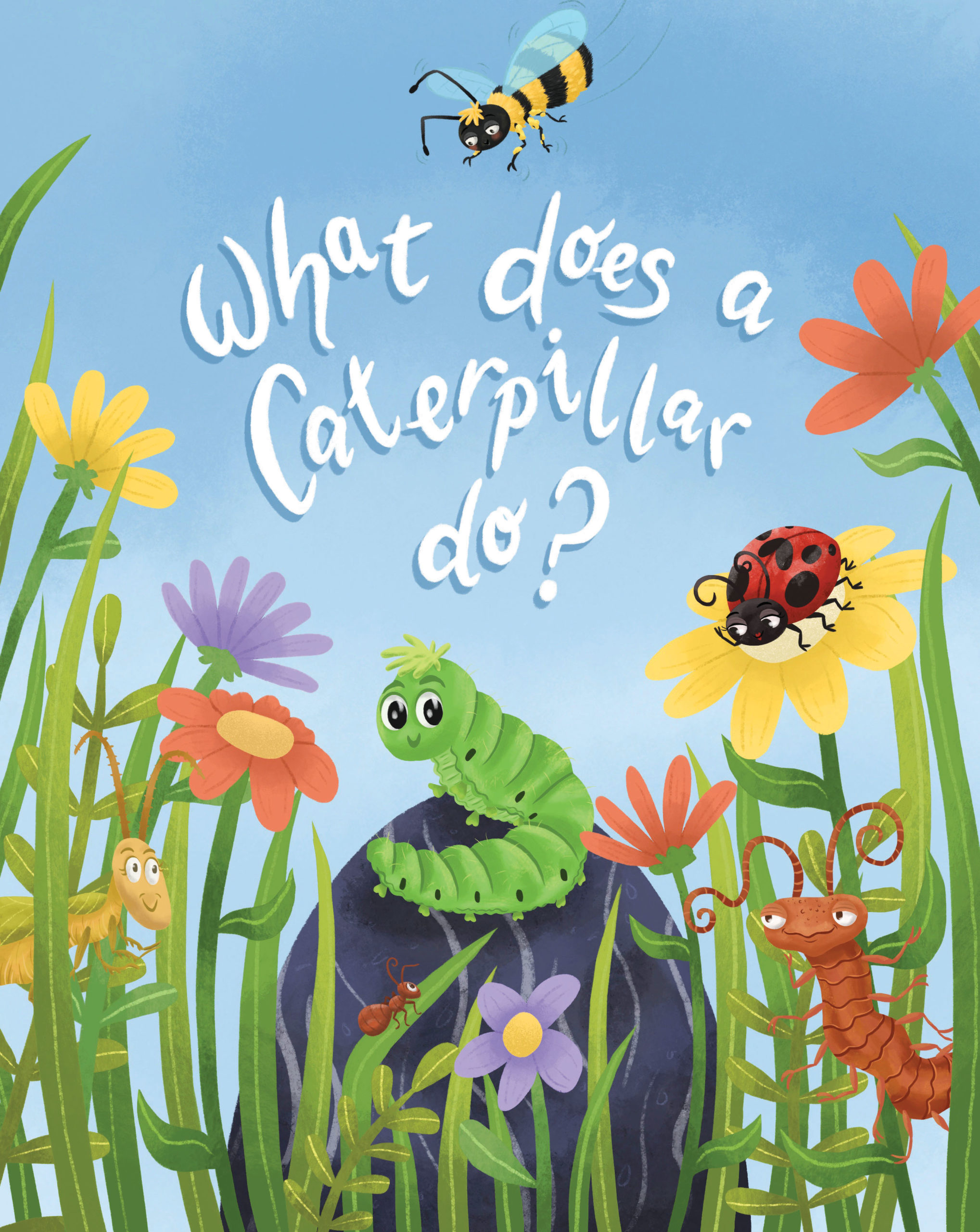 What Does A Caterpillar Do